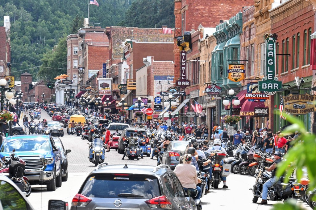 The town of Deadwood, South Dakota works to keep their historical town preserved and alive.