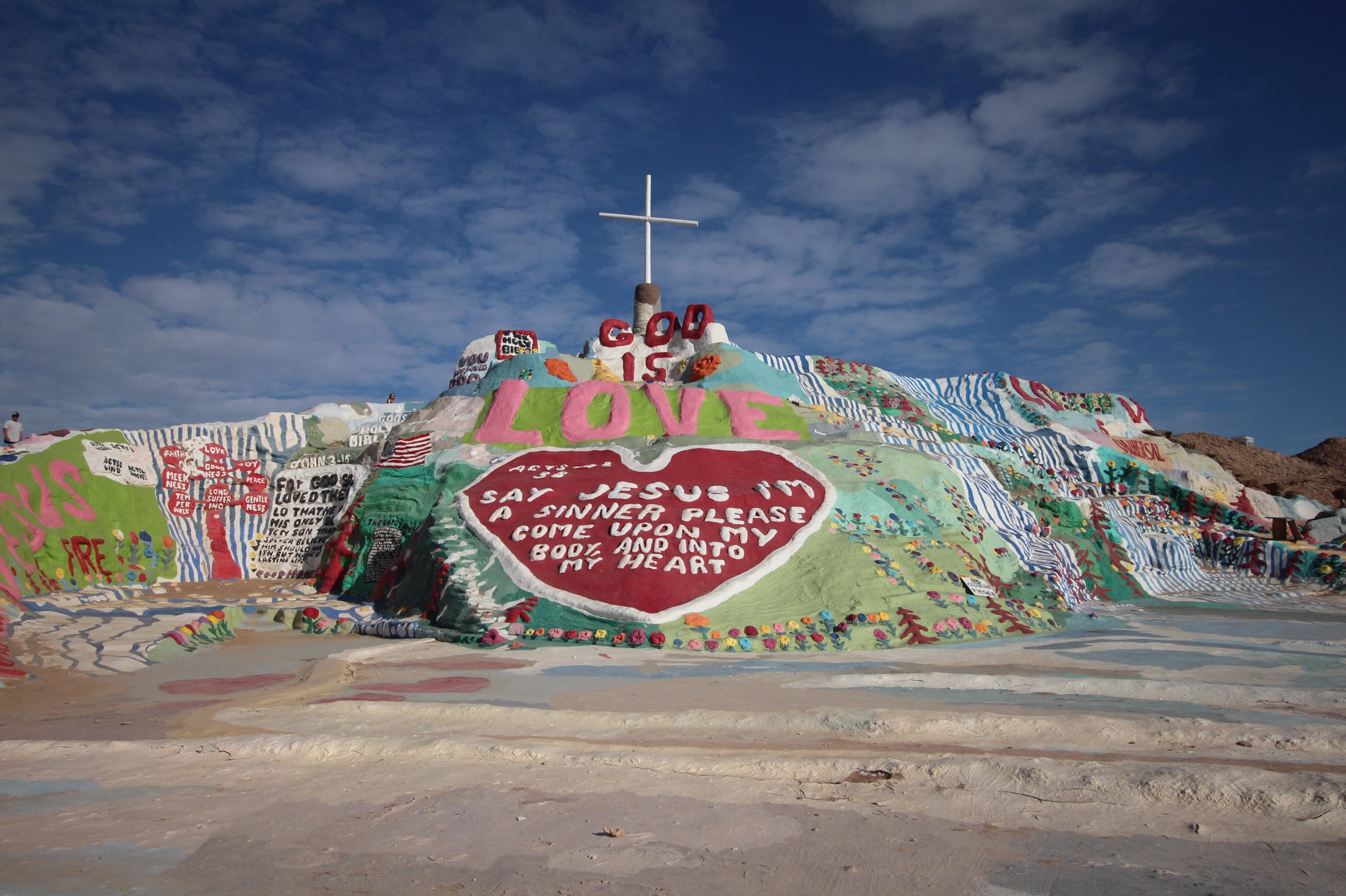 The Salvation Mountain Road Trip Guide
