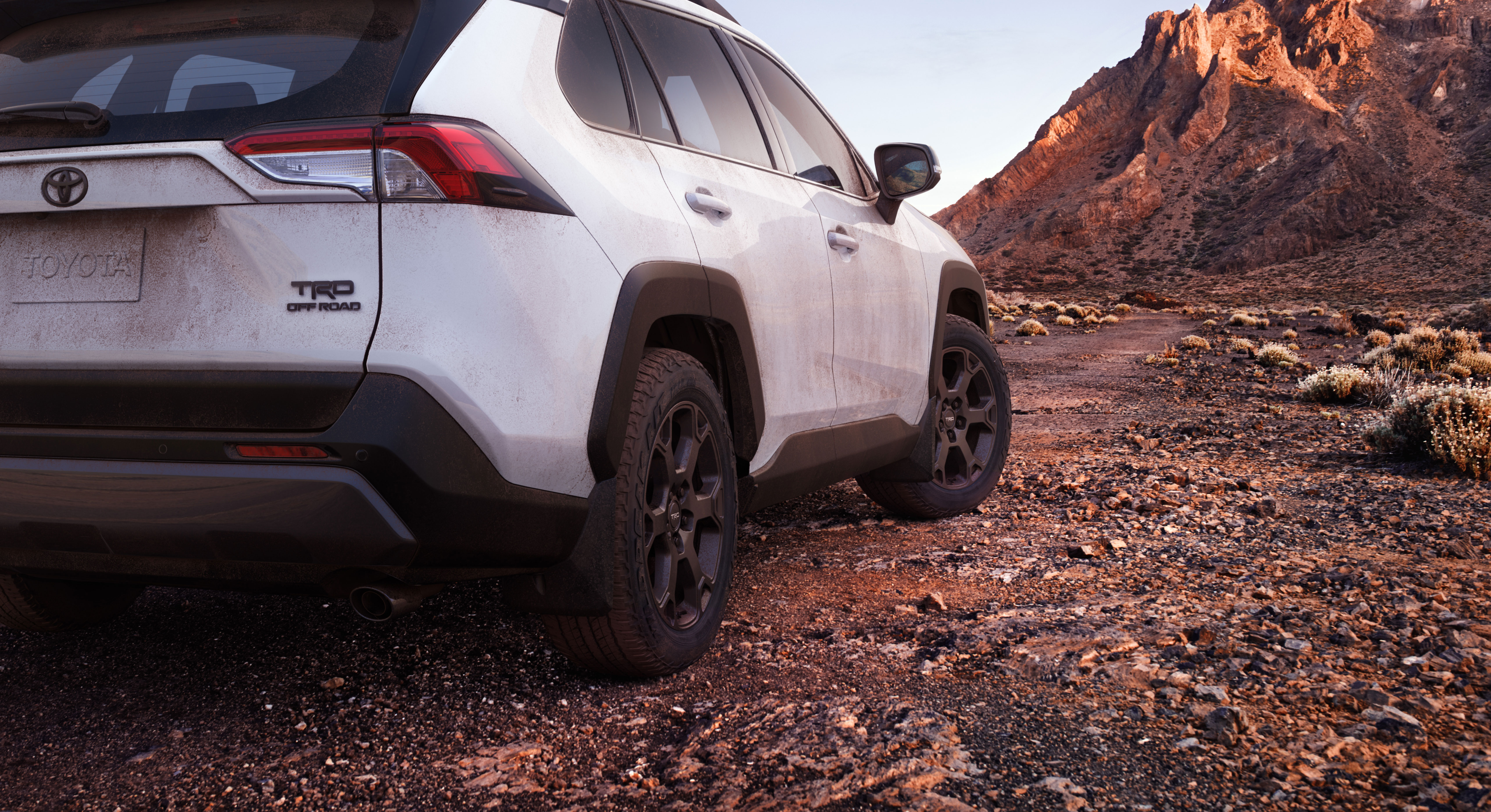 Can the Toyota RAV4 Tow a Camper Trailer?