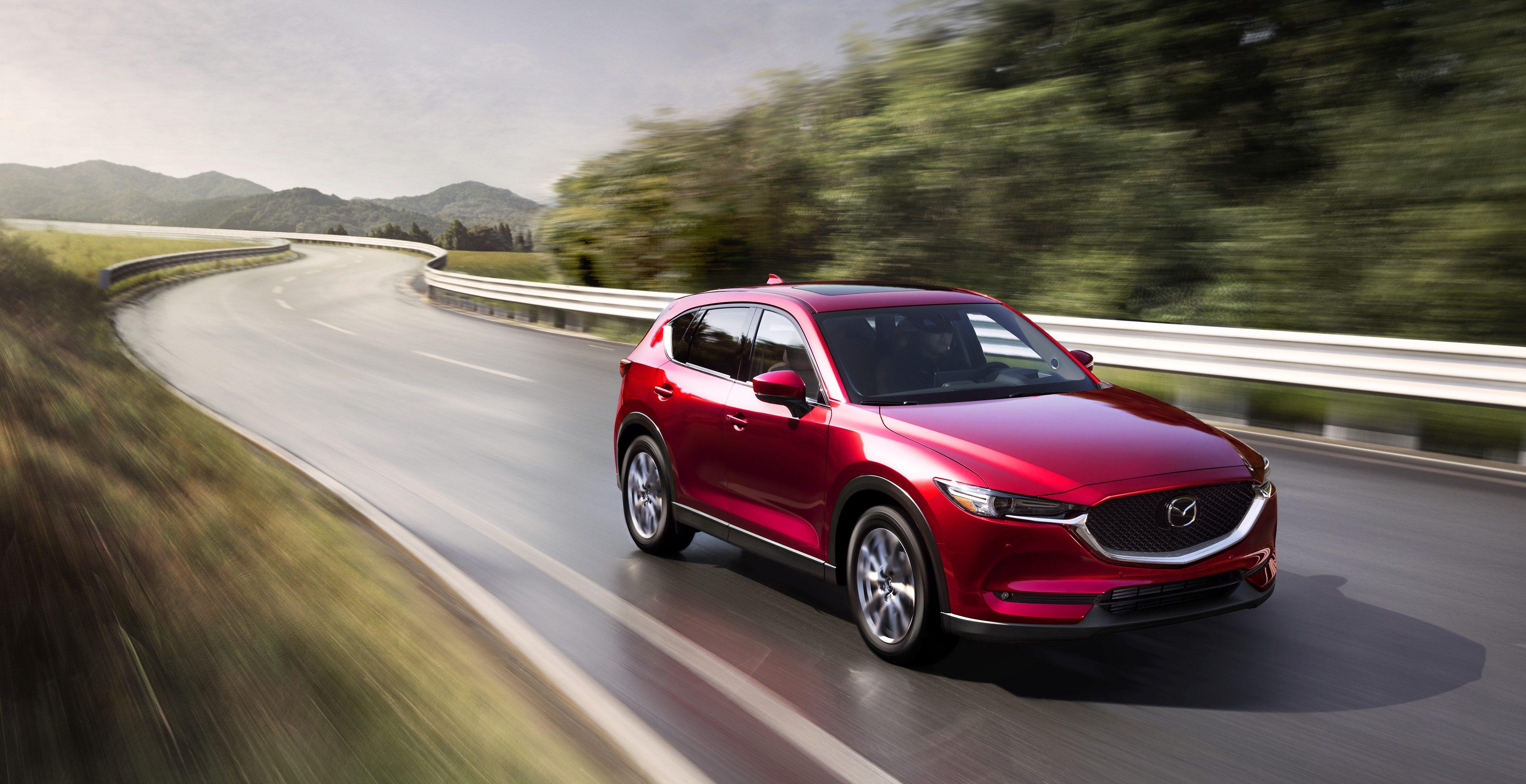 Can The Mazda CX-5 Tow a Camper Trailer?