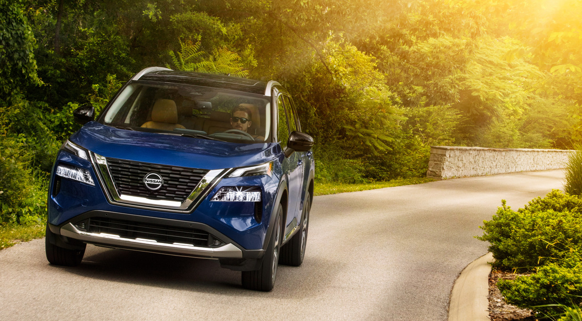 Can the Nissan Rogue Tow a Camper Trailer?