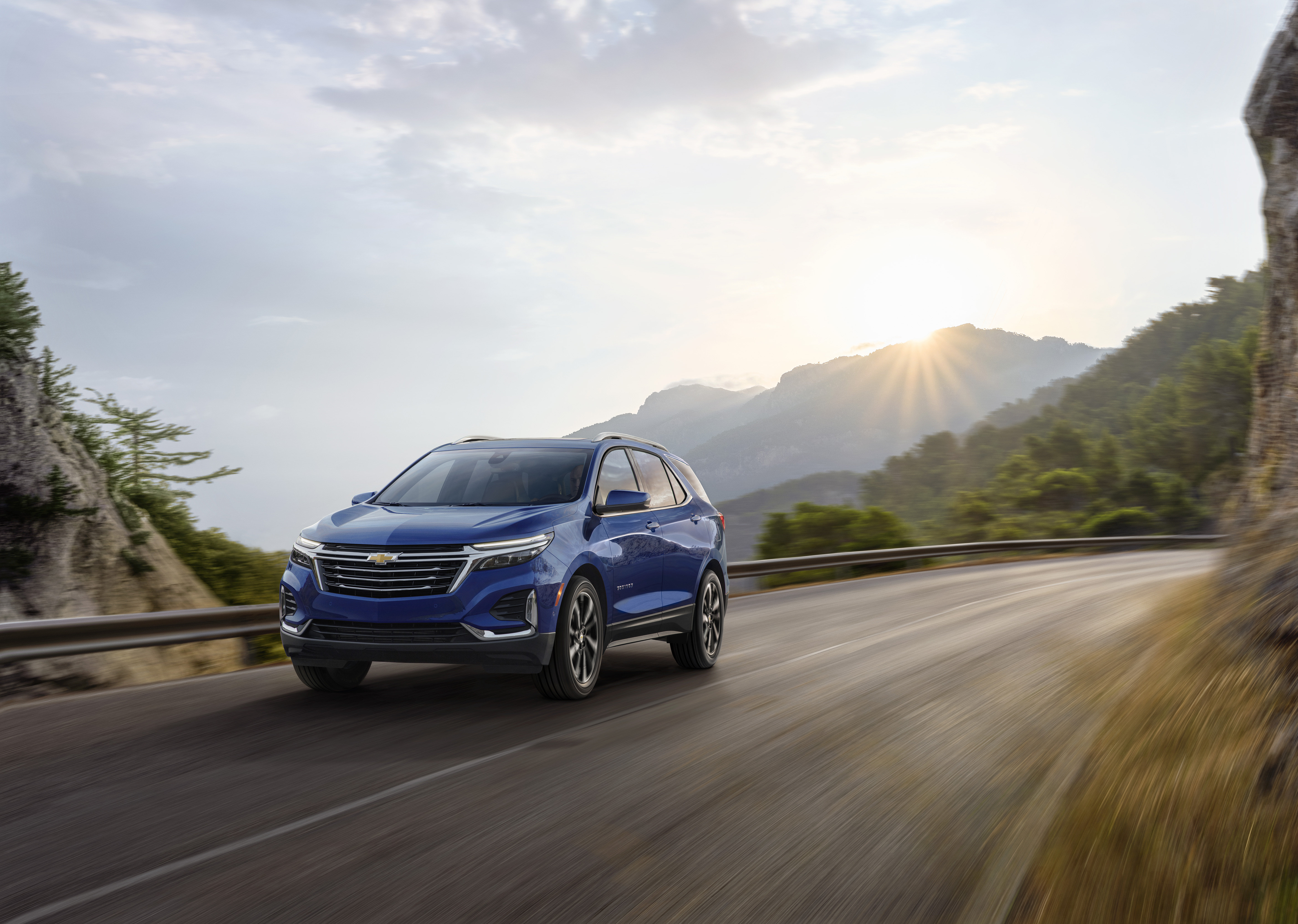 Can The Chevrolet Equinox Tow a Camper Trailer?