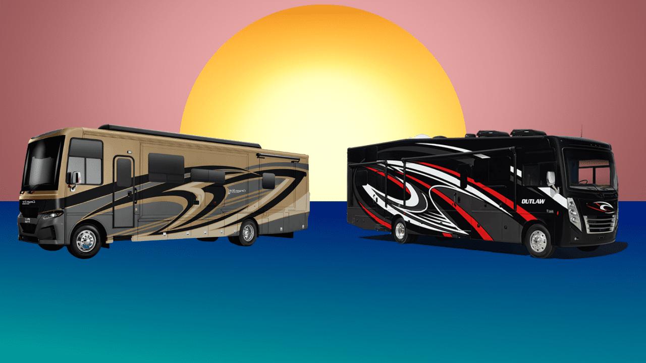 3 Best Class A Toy Hauler RVs