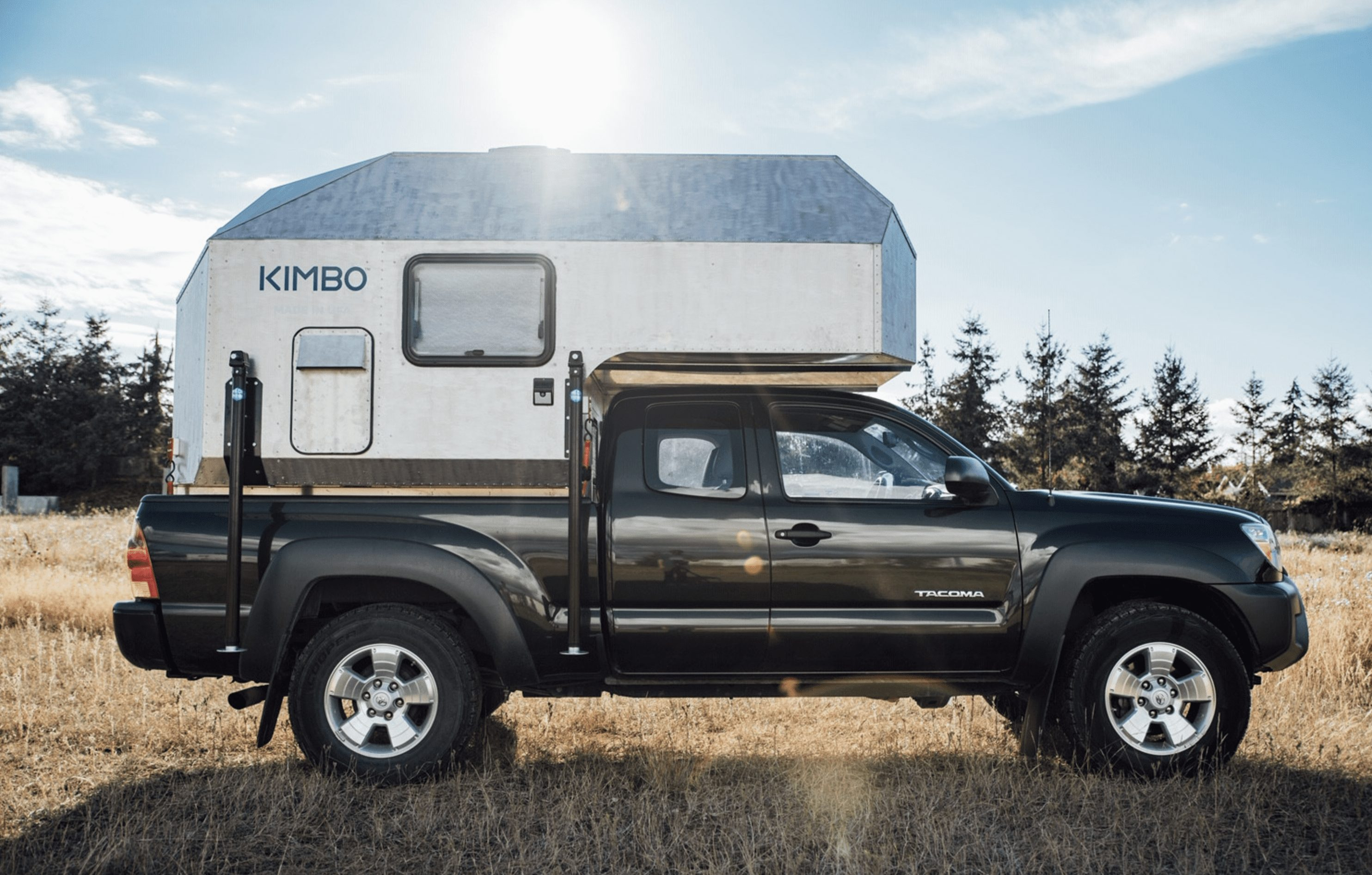 What Is a Kimbo Camper?