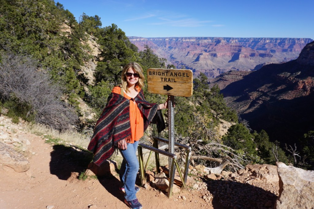 Bright Angel Trail is considered one of the top trails at Grand Canyon National Park.
