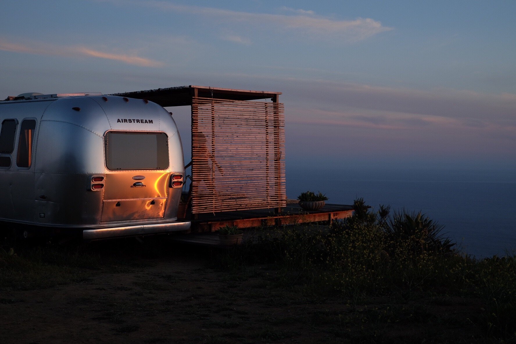 What Is an Airstream Ocean Breeze?