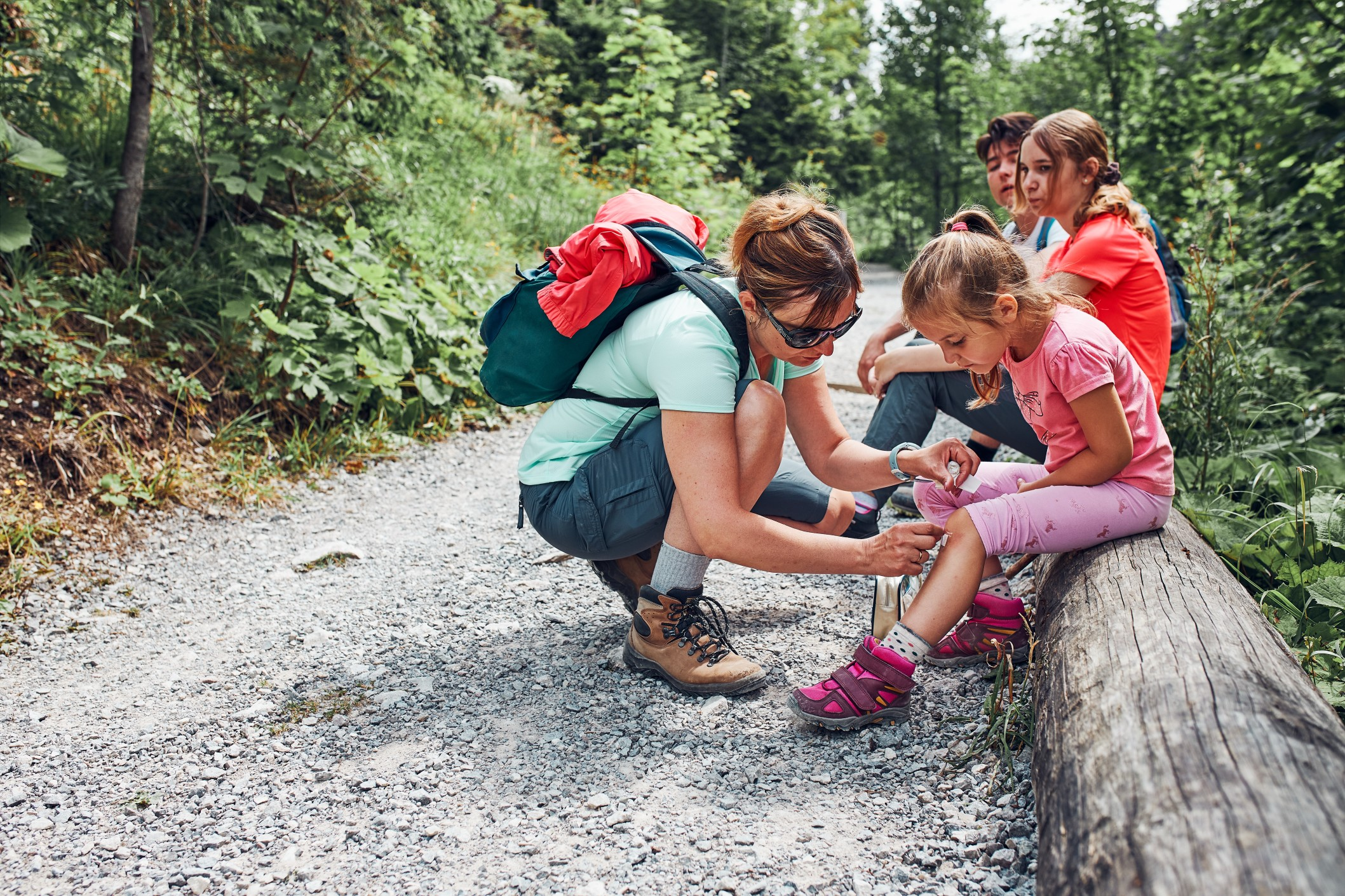 The First Aid Checklist You Need For Camping