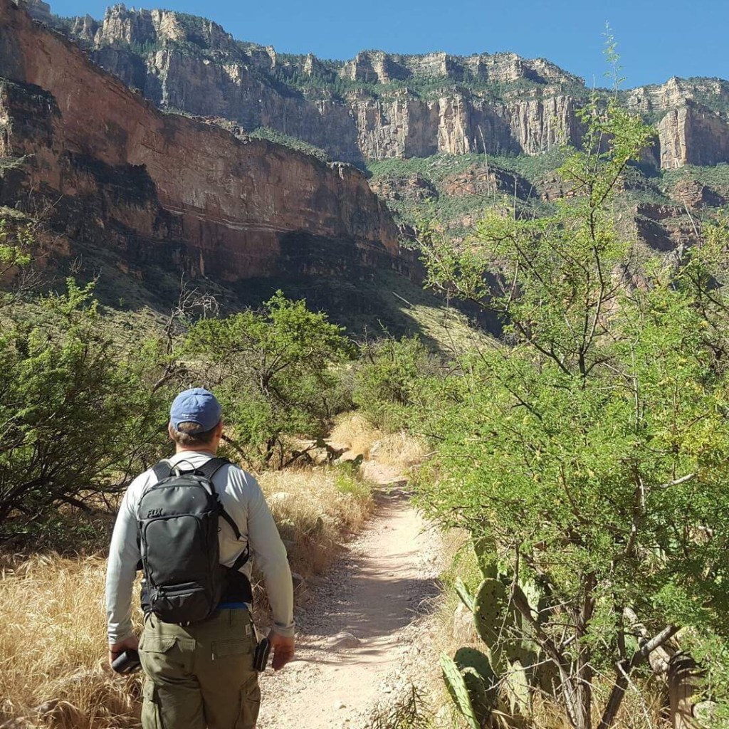 Hiking the Bright Angel Trail can be tough, even for experienced hikers and campers.