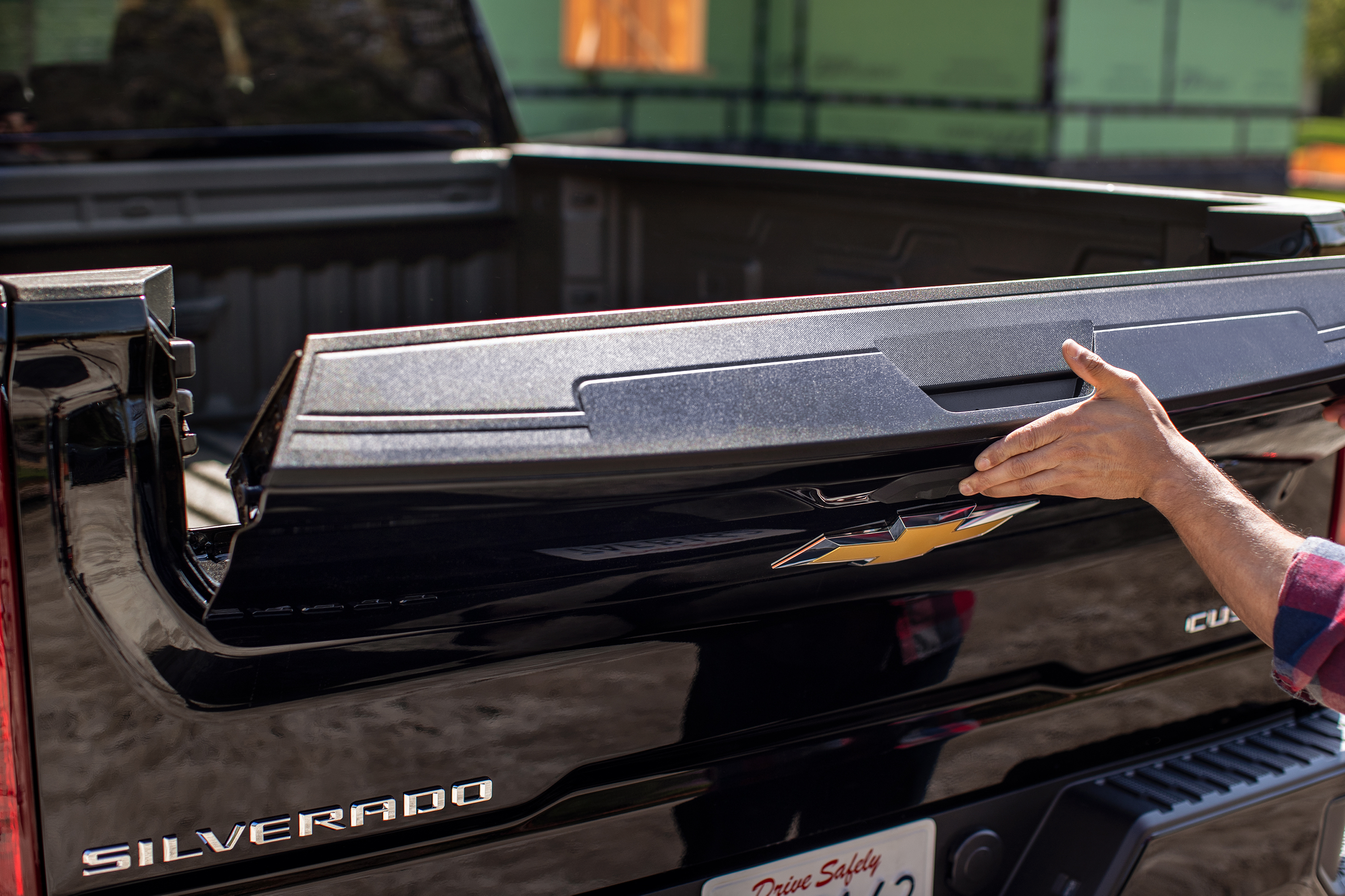 Multi Flex Tailgate is Now Available on 2022 Chevy Silverado HD