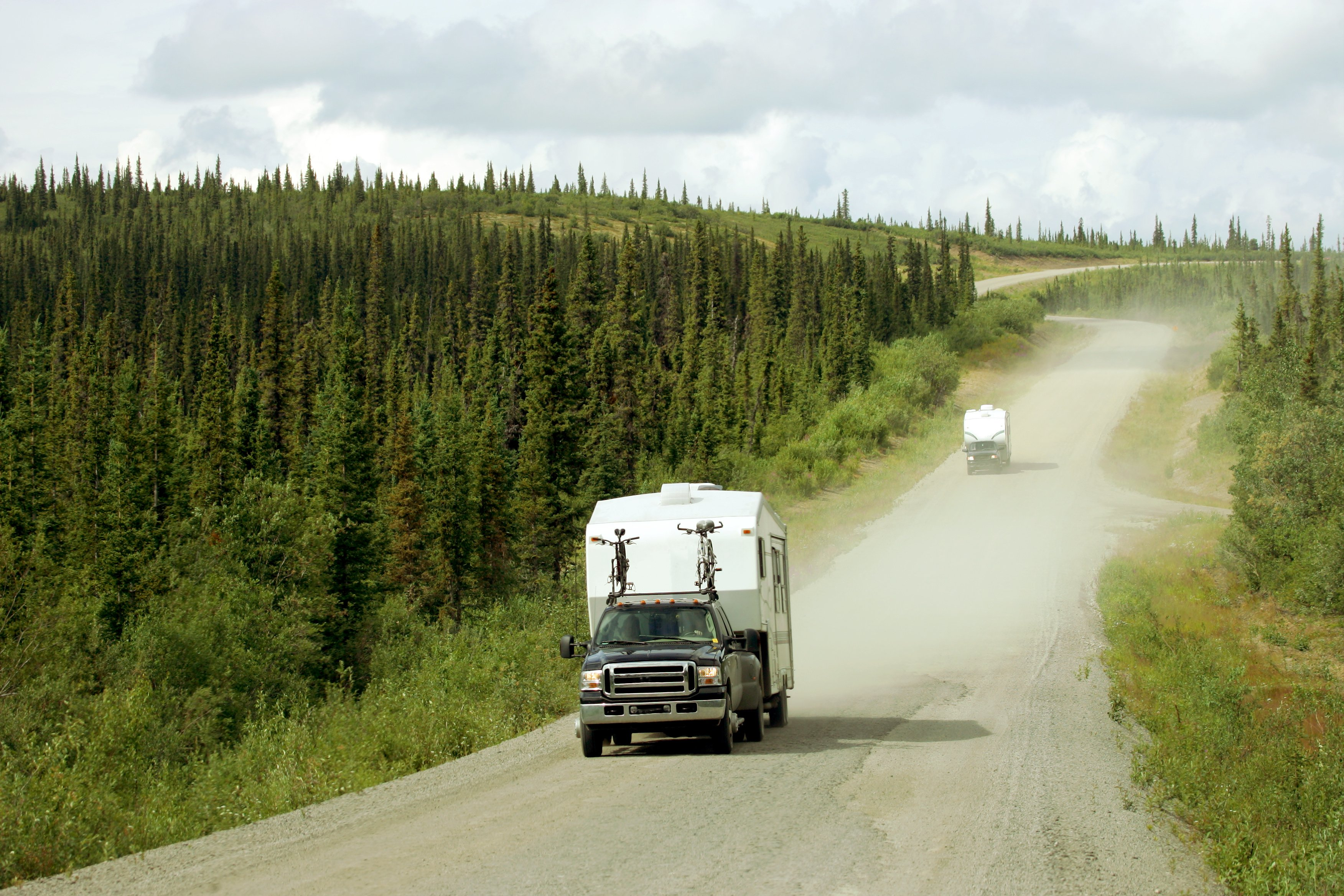 What Is the Typical RV MPG?