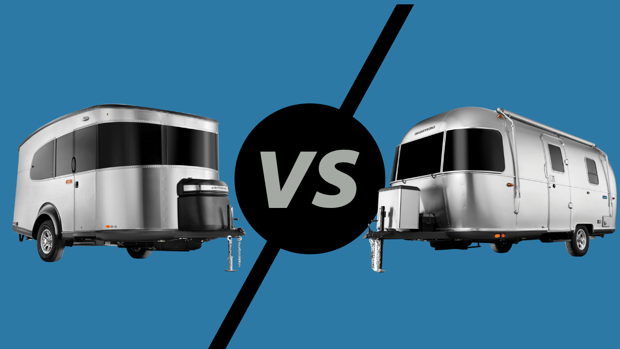 The Two Smallest Airstreams, Head-to-Head: Basecamp vs Bambi