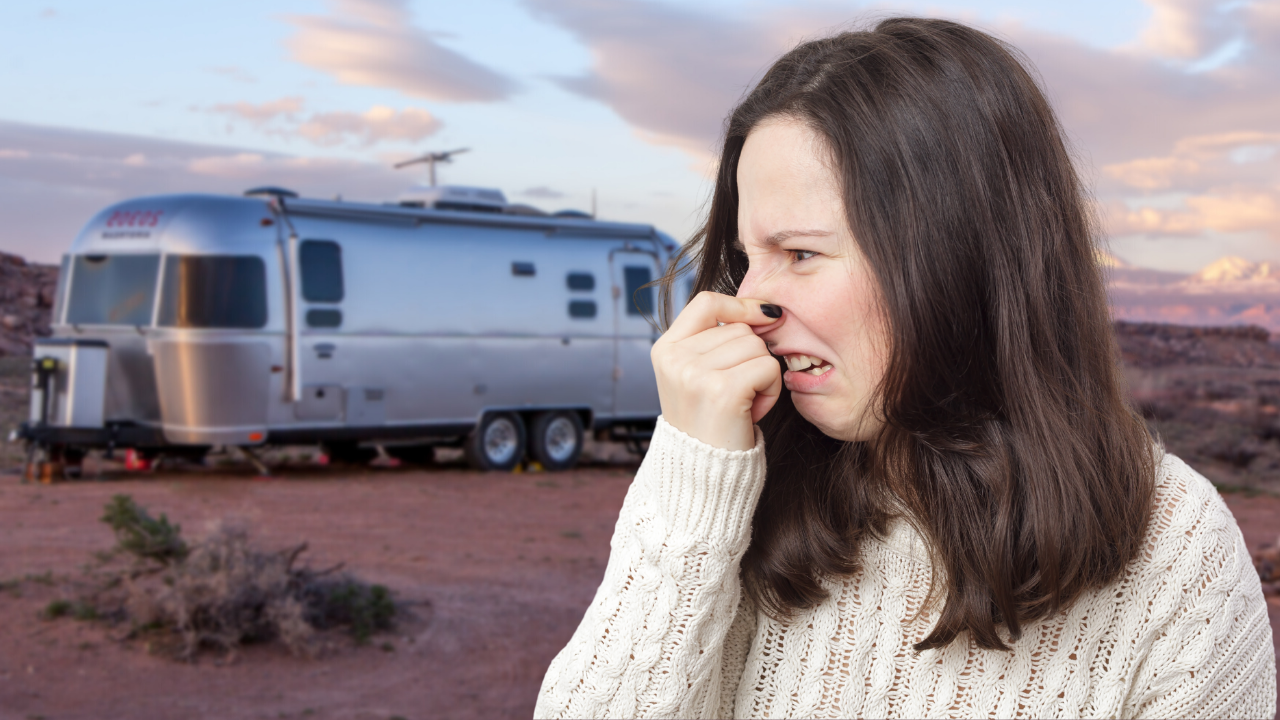 What Is an RV Poop Pyramid?