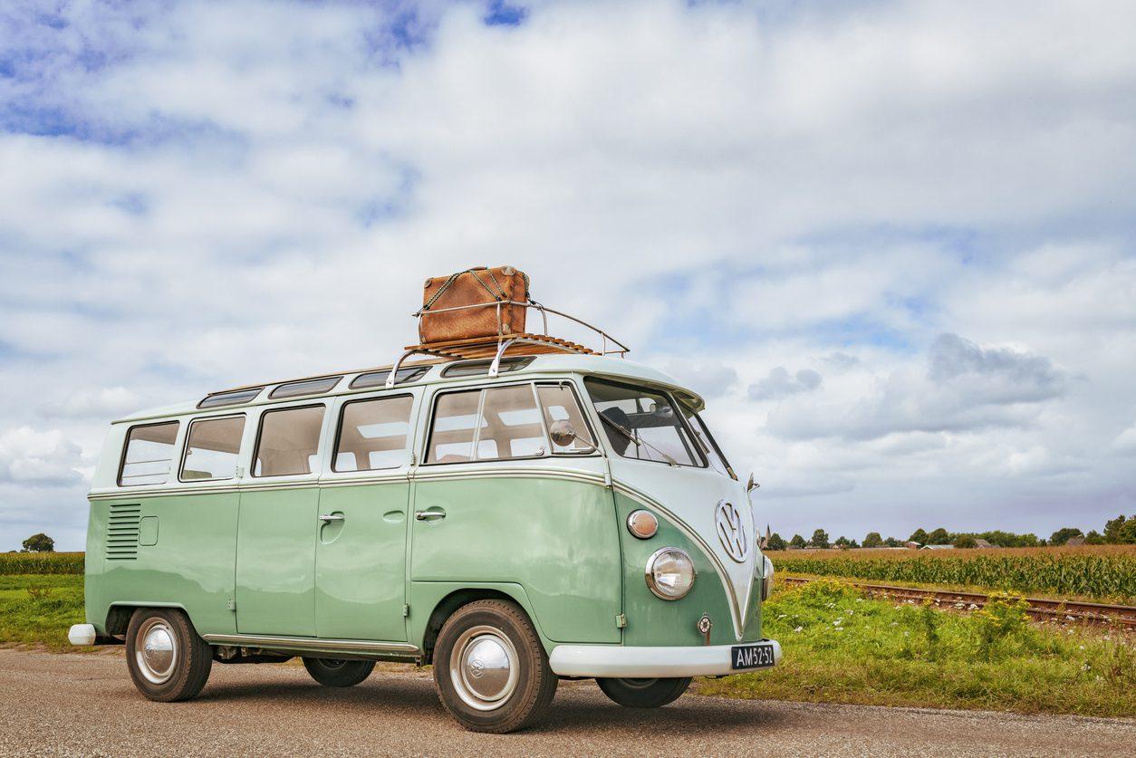 The History and Future of Volkswagen Camper Vans