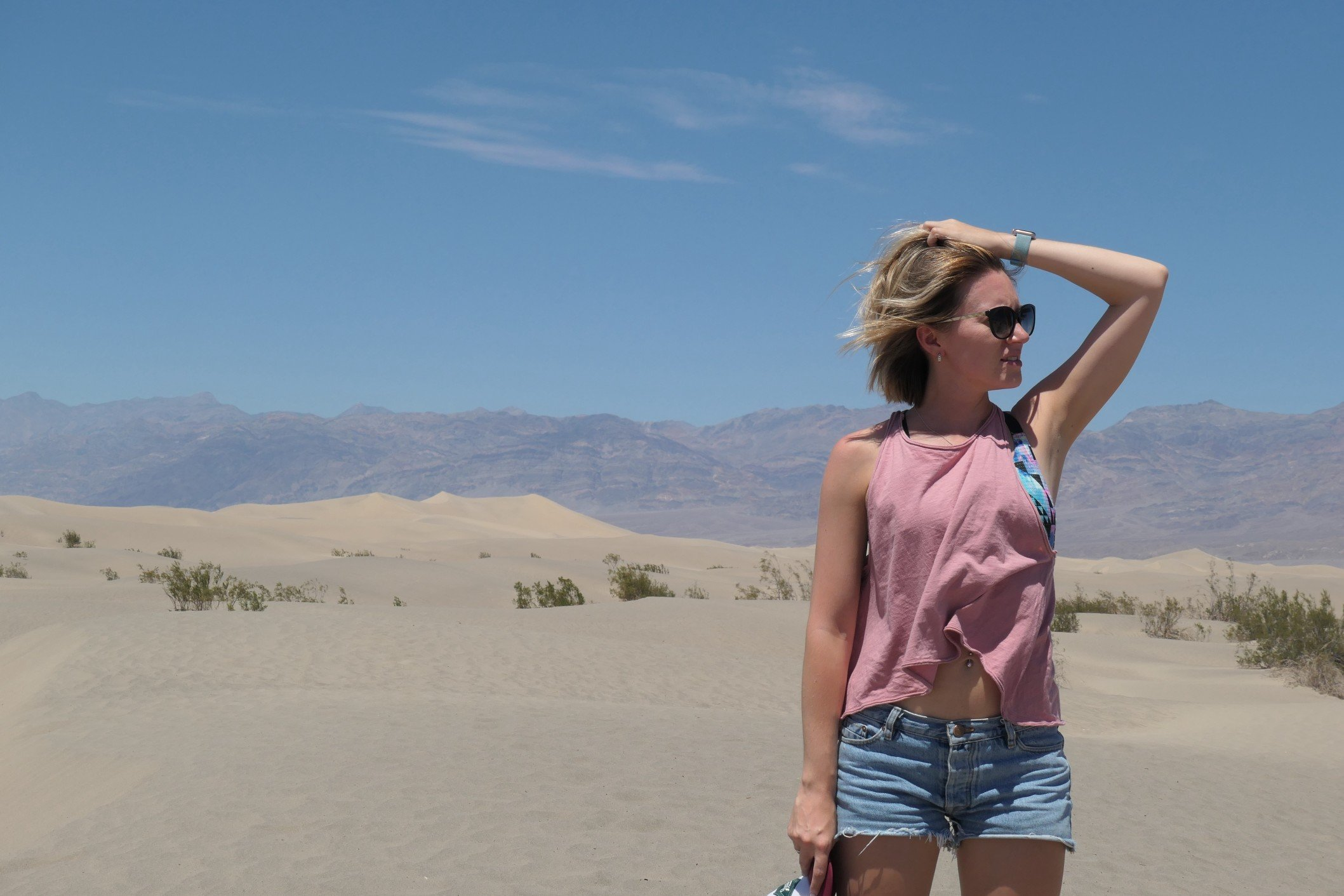 Is There Life in Death Valley?