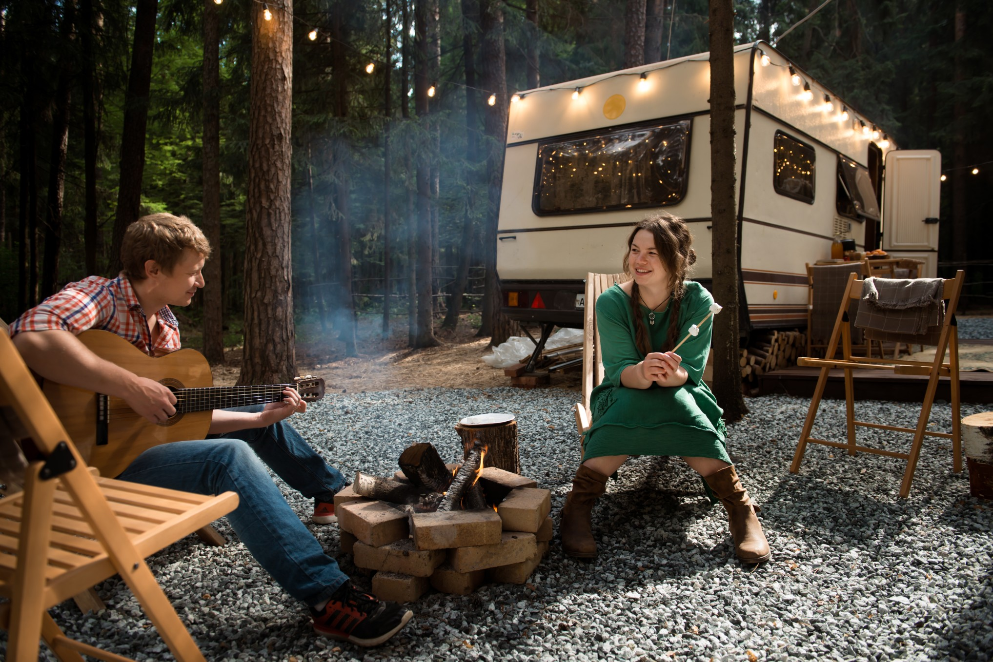 """What Is """"First-Come, First-Served"""" Camping (and Why It's Awesome)"""