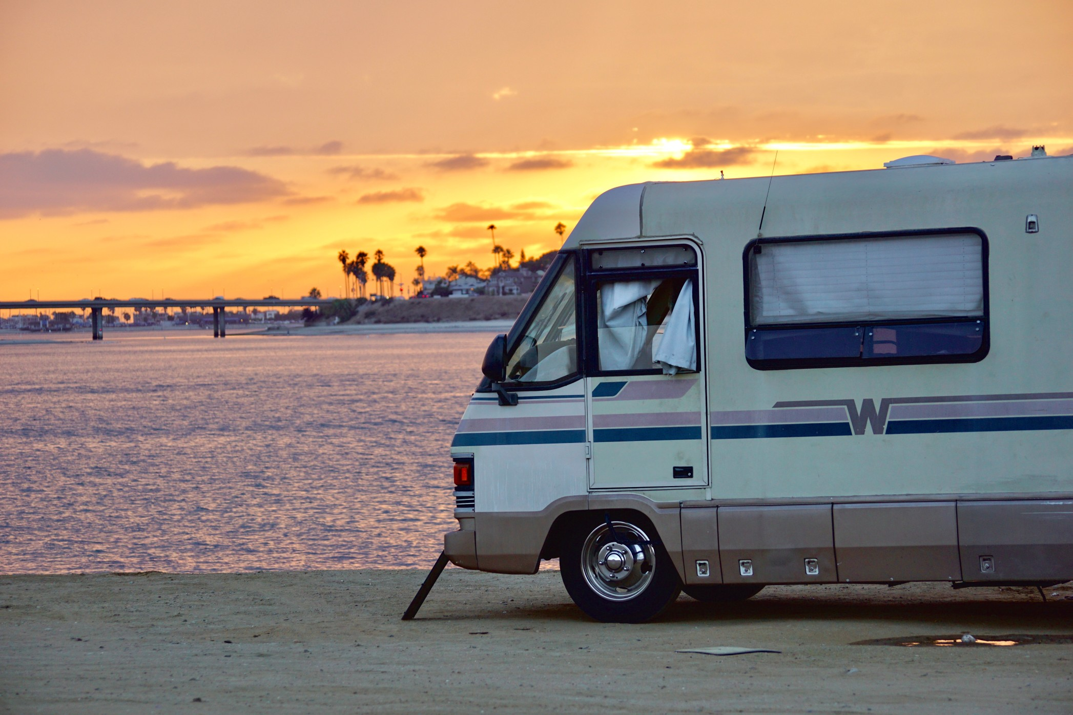 Should a Spongy RV Floor Worry You?